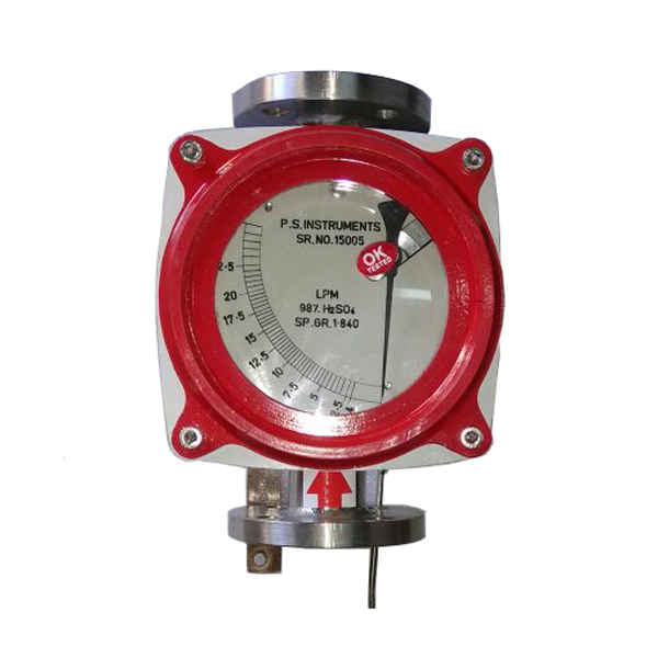 Metal Tube Variable Area Flow Meters (Rotameters)